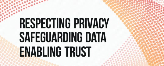 Data Privacy Day 2016: Respecting Privacy, Safeguarding Data and Enabling Trust